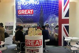 5 Star Plus at Best of British (BOB) Exhibition in Shanghai