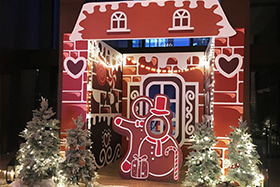 British Chamber of Commerce in China Christmas Party 2018:Event Design and Production