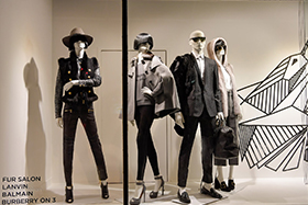 The Evolution of Mannequins in Visual Merchandising
