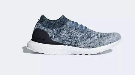 236eb799a557 Their collaboration with Parley for the Oceans sold 1 million pairs of  trainers made from 95% ocean waste in 2017