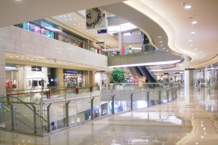 shoping mall china