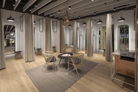 Bloom bloom bloom de emmanuelle moureaux para la marca de for Importance of space in architecture
