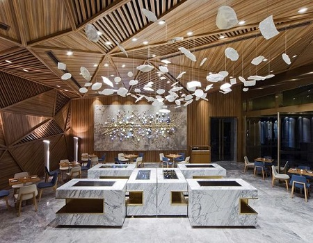 Star Plus Retail Design - 7 important interior design features restaurants