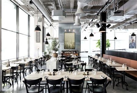 Minimalism Also Allows For Flexibility And Functionality In The Design Layout Restaurants A Minimalistic Gives Way Easier Navigation