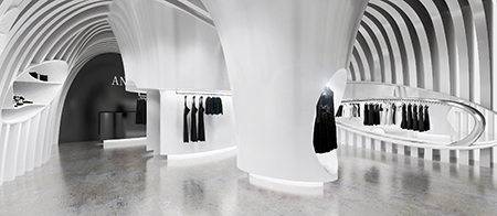 Store Design Concepts In China Need To Make A Strong Statement