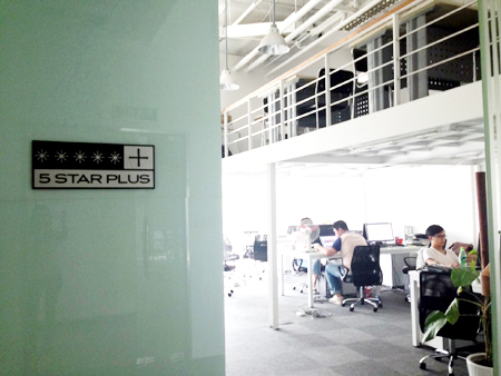 Welcome to 5 Star Plus Retail Design New Office Design!-1