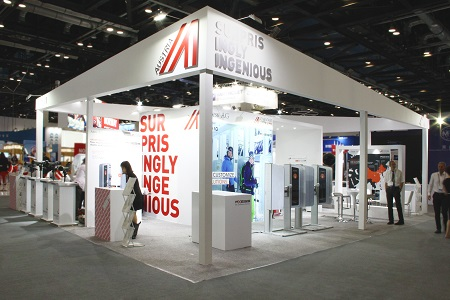Exhibition Stand Design Concepts : Star plus retail design